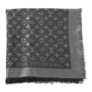 Authentic Louis Vuitton Shine Shawl